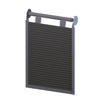 Roller shutters / louvre / aluminum / window