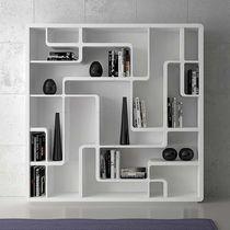 Contemporary bookcase / oak