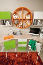 Wooden desk / contemporary / child's
