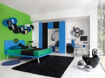 Boy's bedroom furniture set / blue