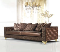 Traditional Sofa / Fabric / 3 Seater / Multi Color