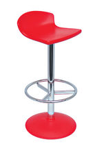 Contemporary bar stool / swivel