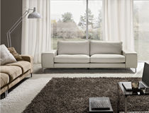 Contemporary sofa / leather / 2-seater / 4-seater