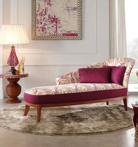 Traditional daybed / fabric / indoor