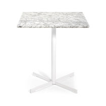 Metal table base / contemporary / commercial
