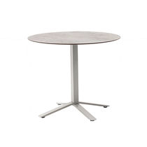 Steel table base / contemporary / for coffee tables / commercial