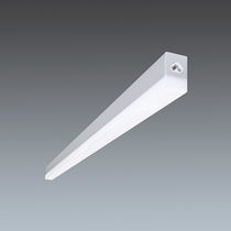 Hanging light fixture / surface-mounted / LED / rectangular