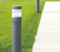 Urban bollard light / garden / contemporary / aluminum