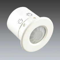 Presence detector / recessed ceiling / commercial / PIR