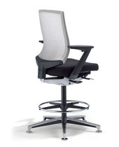 Office chair / contemporary / mesh / for professional use
