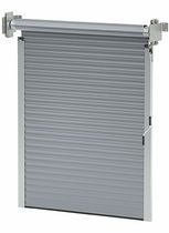 Roll-up garage doors / aluminum / automatic