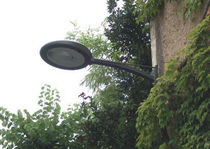 Contemporary wall light / outdoor / aluminum / for public spaces