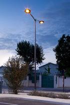 Urban lamppost / contemporary / aluminum / LED