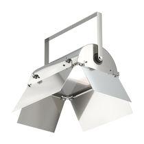 IP65 floodlight / compact fluorescent lamp / industrial / spot
