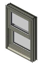 Sash window / steel / hurricane / thermal break
