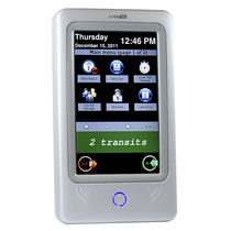 Interior fitting home automation system / for security / indoor / for domestic use