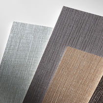 Vinyl wallcovering / commercial / textured / interior