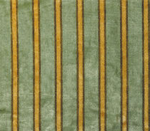Upholstery fabric / striped / cotton / linen