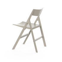 Contemporary chair / folding / polyamide / contract