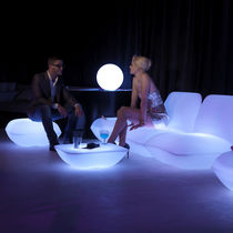 Coffee table / contemporary / polyethylene / rotomolded polyethylene