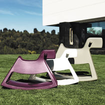 Original design chair / polyethylene / child's / 100% recyclable