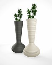 Polyethylene planter / vertical / contemporary / for public areas