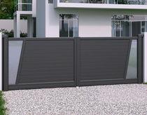 Swing gates / sliding / aluminum / stainless steel