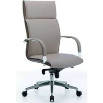 Contemporary executive chair / steel / on casters / star base