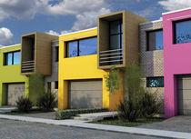 Facade paint / exterior / acrylic