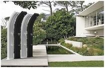 Solar garden shower / aluminum