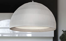 Pendant lamp / contemporary / metal / incandescent