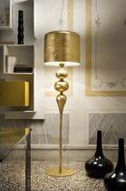 Floor-standing lamp / contemporary / aluminum / polyurethane