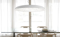 Pendant lamp / contemporary / aluminum / polycarbonate