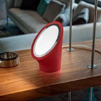 Table lamp / original design / methacrylate / LED