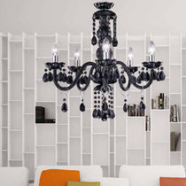 Classic chandelier / crystal / incandescent