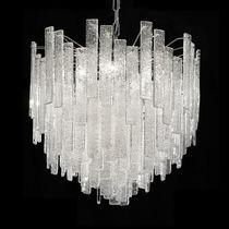Pendant lamp / classic / glass / incandescent