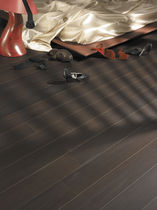 Engineered parquet flooring / floating / wenge / natural oil