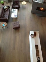 Engineered parquet flooring / oak / oiled