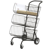 Metal trolley / commercial