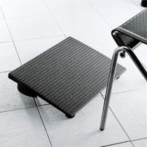 Contemporary footrest / plastic / steel / for offices