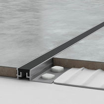 Aluminum expansion joint / street / floor / facade