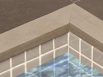 Composite stair nosing