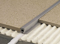 PVC expansion joint / for floors