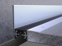 Aluminum expansion joint / for walls