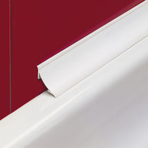PVC edge trim / inside corner