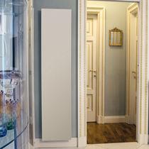 Hot water radiator / aluminum / contemporary / custom