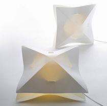 Portable lamp / original design / plastic / fluorescent