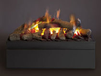 Electric fireplace insert / flame effect - CONCEPT NR.4 L - Kamin ...