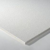 Mineral wool suspended ceiling / tile / acoustic / flame-retardant