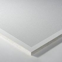 Mineral wool suspended ceiling / metal / tile / acoustic